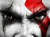 Kratos Angry Still Backgrounds