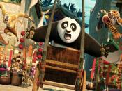 Kung Fu Panda 2 Cart Backgrounds