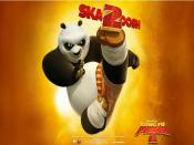 Kung Fu Panda 2 Kick Backgrounds