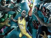 Lakers NBA Backgrounds
