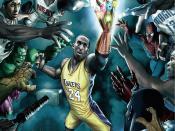 Lakers NBA Backgrounds