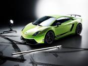 Lamborghini Gallardo Superleggera 2010 Backgrounds