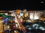 Las Vegas Lights Backgrounds