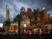 Las Vegas Nevada Nights Backgrounds