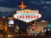 Las Vegas Sign Backgrounds