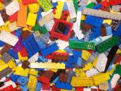 Lego Wall Backgrounds