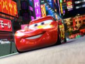 Lightning Mcqueen In Cars 2 Movie Backgrounds