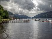 Loch Earn Backgrounds