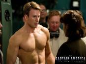 Marvel Studios Captain America The First Avenger Backgrounds