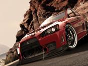 Mitsubishi Lancer Evo Backgrounds
