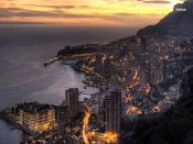 Monaco Backgrounds