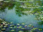 Monet Lilly Pond Backgrounds