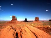 Monument Valley Peaks Backgrounds