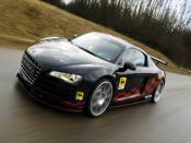 MTM R8 GT3 Racing Backgrounds