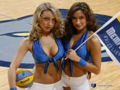 NBA Dancers Grizzlies Dance Team Backgrounds