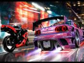 Need For Speed Creative Graphics Backgrounds