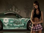 Need for Speed ProStreet Backgrounds