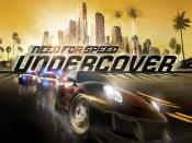 Need For Speed Undercover Car Race Backgrounds
