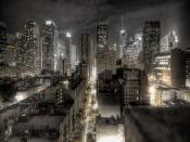 New York City Lights Backgrounds