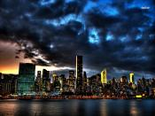 New York City Night Backgrounds
