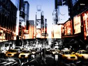 New York Design Backgrounds