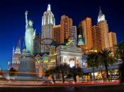 New York Hotel Casino Party Backgrounds