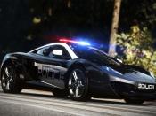 NFS Hot Pursuit High Speed Cop Car Backgrounds