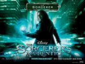 Nicolas Cage in Sorcerers Apprentice Background