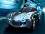Nissan Esflow Concept Cars Backgrounds