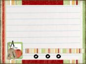 Notepaper cartoon Backgrounds