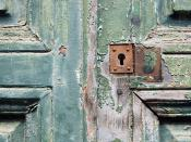 Old Wooden Door Backgrounds