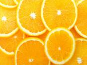 Orange Fruits Backgrounds