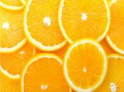 Orange Slices Backgrounds