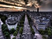 Paris Streets Backgrounds