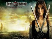 Penelope Cruz in POTC4 Backgrounds