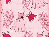 Pink Mommy Design Backgrounds