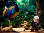 Pixars Crew In Jungle Backgrounds