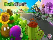Plants Vs Zombies Game Backgrounds