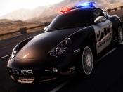 Porsche Cayman Cop Car Nfs Hot Pursuit Backgrounds