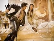 Prince Of Persia The Sands Of Time Movie In Play Backgrounds