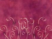 Purple Swirls Backgrounds