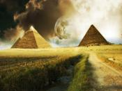 Pyramids In Egypt Backgrounds