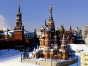 Red Square Moscow Backgrounds