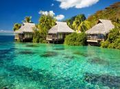 Resort Sea Side Backgrounds