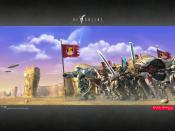 RF Online Game Backgrounds