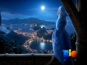 Rio Blue Sky Backgrounds