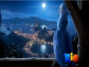 Rio in Blu 2011 Backgrounds