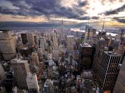 Rockefellers Towers Backgrounds