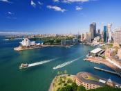 Shiping Sydney Australia Backgrounds