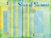 Slice of Summer Backgrounds